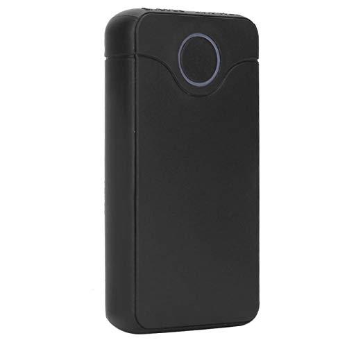Socobeta Adaptador Bluetooth Inalámbrico Portátil Jack de 3.5mm Conveniente Receptor Bluetooth Durable 2 In1 para Audio en el Hogar Uso en Automóvil