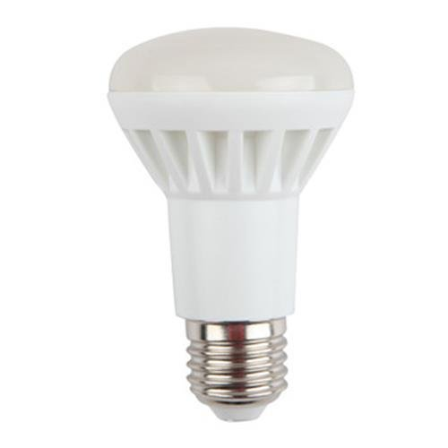 Ampoule Led E27 8W R63 blanc chaud
