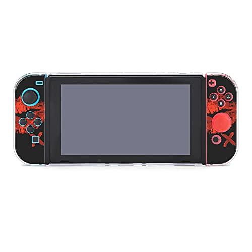 Funda para Nintendo Switch Sexy Labios 5 Piezas Funda Protectora Compatible con Nintendo Switch Game Console