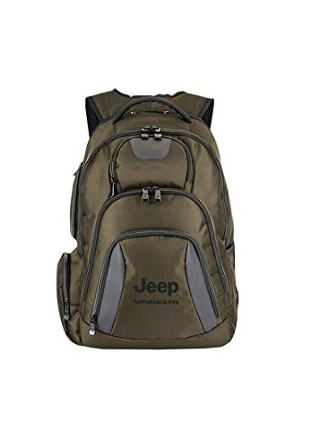 Jeep Wrangler Laptop Backpack