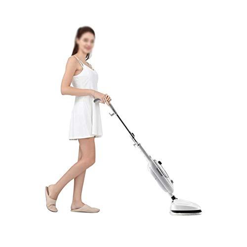 Sdesign Vapores de Vapor de Vapor para Pisos laminados, vaporizador de Pisos de alfombras, limpiadores de Vapor del Piso Piso Duro, limpiadores de Vapor multifunción para el hogar