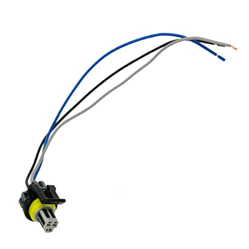 1A Auto Injection Control Pressure ICP Sensor Repair Harness Plug Pigtail for Diesel