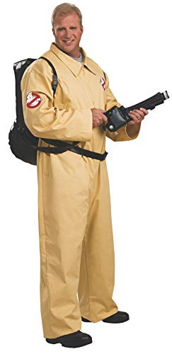 Rubies 3 17628 fc - Kostüm Deluxe Ghostbuster Größe FC