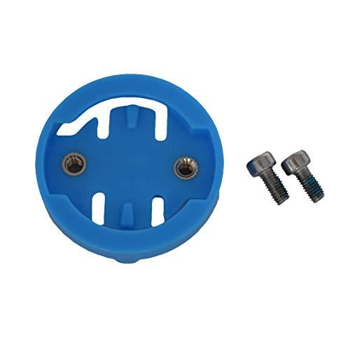 VeloChampion Adaptador de disco de montaje compatible con Wahoo Elemnt, Elemnt Bolt & Mini – Sistema de bloqueo de cuarto de vuelta