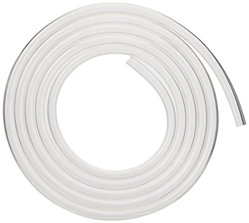 Corsair Hydro X Series, XT Softline 10/13 mm (3/8 Pulgadas/1/2 Pulgadas) DI/DE Tubos (Tubos Transparentes, Material PVC, Resistentes a Los Rayos UV, Fáciles de Cortar) Transparente