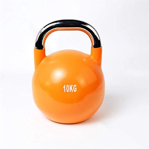 WJJ Pesa Rusa Pesa Rusa 8kg Color De Deportes Kettlebell Mujeres Delgado Hombre Portaje Músculos M