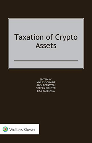 Taxation of Crypto Assets (English Edition)