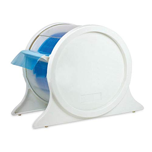 Pevor Dental Barrier Film Plastic Dispenser Box Acrylic Stand Holder