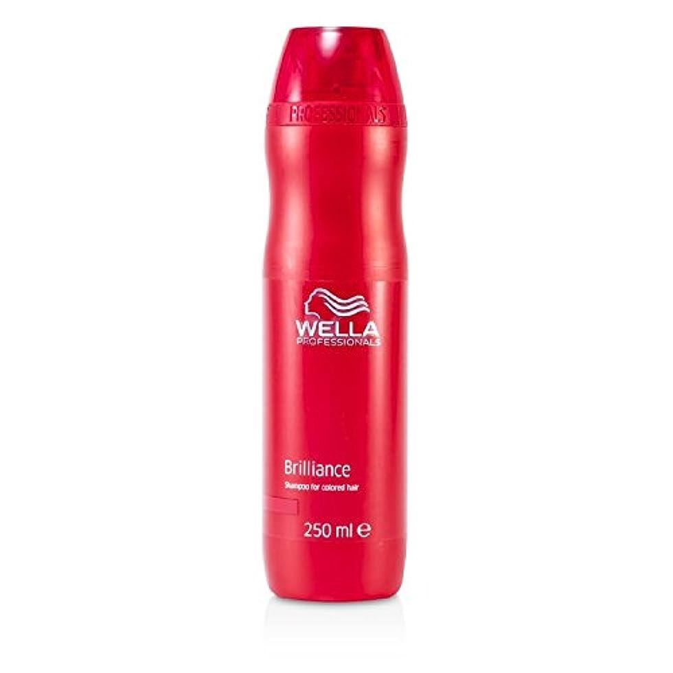 洗練された該当する緊張するウエラ ブリリアンス シャンプー (染めた髪用) 250ml/8.4oz並行輸入品