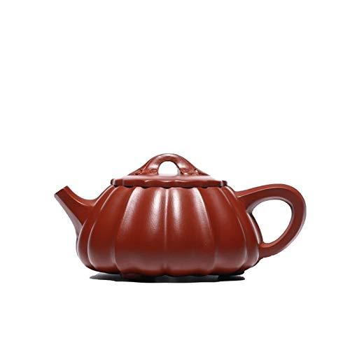 LEBAO Purple Clay Ceramica Te Taza Teteras Teteras Set Big Red Tetera...