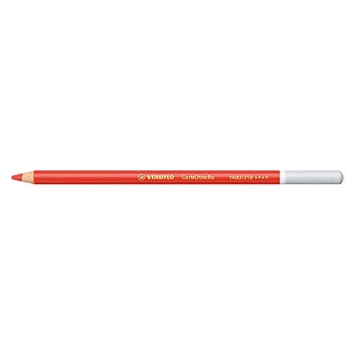 Stabilo CarbOthello - Bleistift, Rot (Red Carmine), 1 Stück