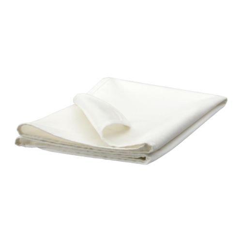 IKEA LEN Matratzenschutz in weiß