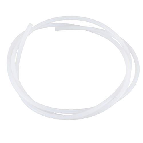 Mifive 2Mm Tube 1M Du Tube Od Ptfe D'Identification 4Mm Pour Le Filament De L'Imprimante 1.75Mm De 3D