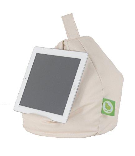 iPad, E-Reader & Bücher Mini BeanBag Sitzsack von Bean Lazy passend für alle Tablets and E-Readers - natürlich