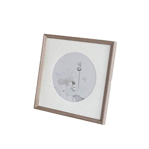 Nyfcc fotolijst vierkant massief hout rond 33 38 50 kalligrafie fotolijst zet 30 x 30 cm Vintage