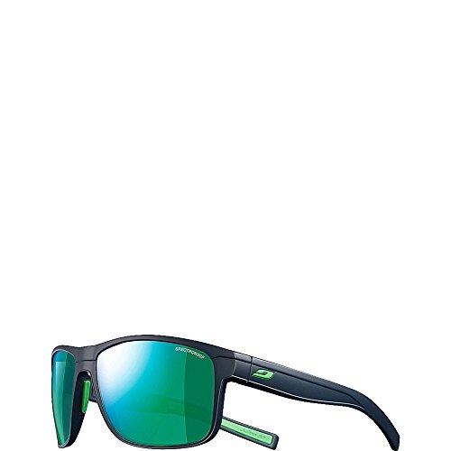 Julbo Herren Renegade Sonnenbrillen, Bleu F/Vert, one Size
