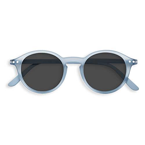 IZIPIZI gafas de sol #d Azul claro con lentes grises +0 Azul