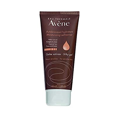Eau Thermale Avene Moisturizing Self-Tanning Lotion, 3.3 Fl Oz