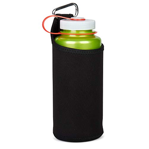 Nalgene Bottle Sleeve (Black, 32-Ounce)