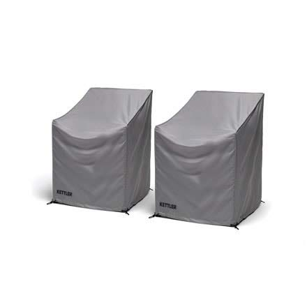 KETTLER Protective Cover Palma Duo Set Grey