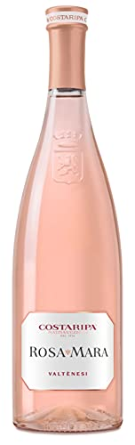 COSTARIPA RosaMara 2020 Valtenesi DOC, 1 bottiglia di Vino Rosé Magnum 1,5 L, Note Fruttate, Tessitura Setosa, Colore Rosa Leggero, Vino per Aperitivo e Pesce Crudo, Made in Italy, Lago di Garda
