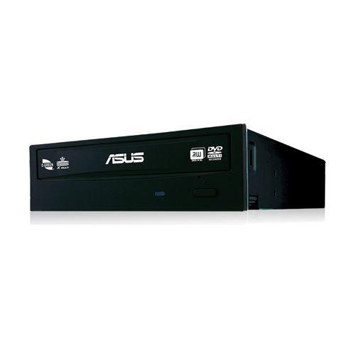 Asus DRW-24F1ST DVD-Brenner 24x (DVD±RW, 8x DVD+R, 8x DVD+R DL, SATA) schwarz,
