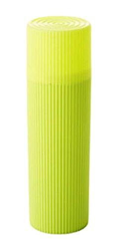 tubes de brosse à dents brosse à dents portable kit ondulation Coupes, vert