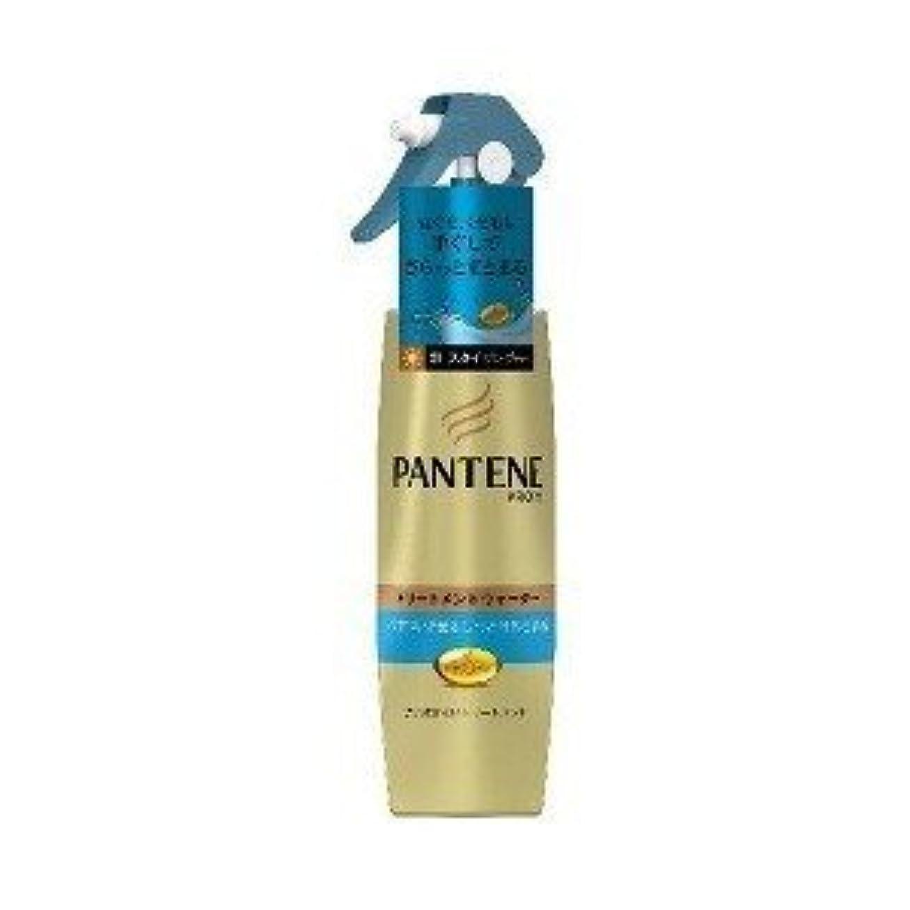 恒久的温度計水族館(P&G)パンテーン PRO-V トリートメントウォーター パサついた髪もしっとりまとまる 200ml