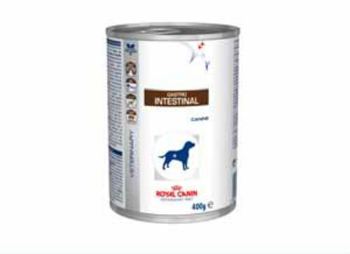 Royal Canin Vet Diet Gastro Intestinale Canino Wet Dog Food 12 x 400g