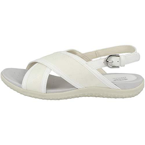 Geox Damen Sandale D Sand.Vega C