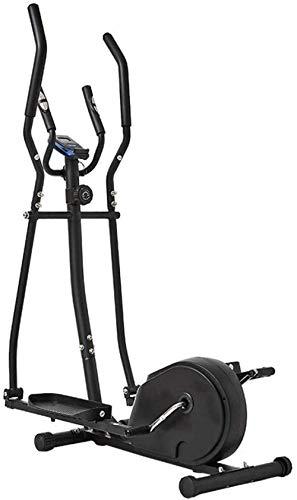 Crosstrainer Crosstrainer 2 in 1 Hometrainer Cardio Fitness Home Gym Equipmen Magnetische cardiotraining 156x80x47cm(Upgrade)