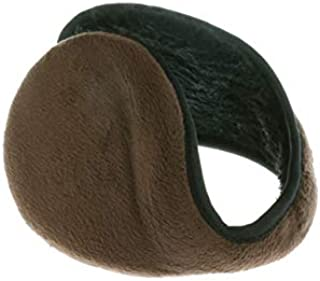 New Fashion Clothing Accessories 3 PCS Winter Warm Earmuffs Thick Warm Earmuffs(Black) (Color : Coffee)