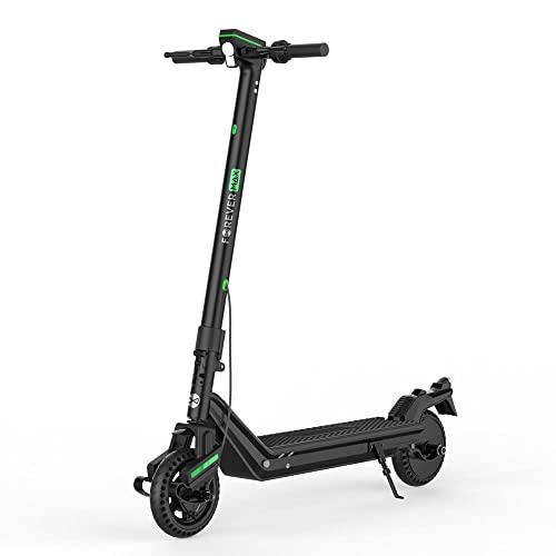 Forever E-ScooterMAX CS-510 Velocità massima 25 km h, portata 25 km, scooter elettrico con potenza motore 350 W e 2 marce, capacità batteria 7500 mAh, tempo di ricarica 4 h, carico massimo 130 kg