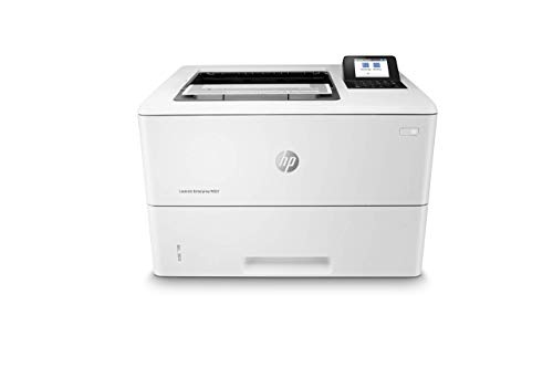 HP Laserjet Enterprise M507n with One-Year, Next-Business Day, Onsite Warranty (1PV86A) (Renewed)