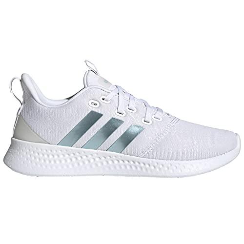 adidas Puremotion White/Vision Metallic/White 6 B (M)