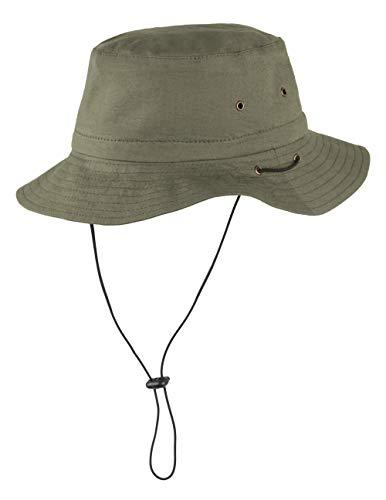 SCIPPIS Australian Adventure Wear Bush Hiker, M, Olive