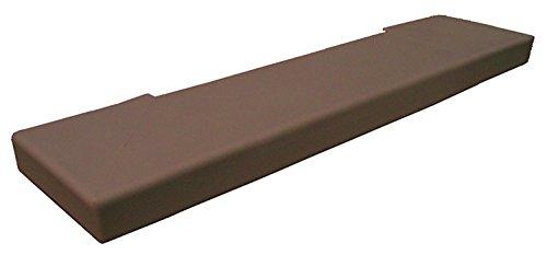 Kidkusion Soft Seat Hearth Pad, Brown