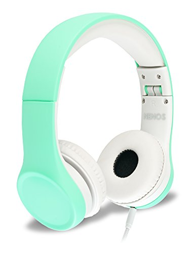 Our #1 Pick is the Nenos Childrens Headphones Headphones