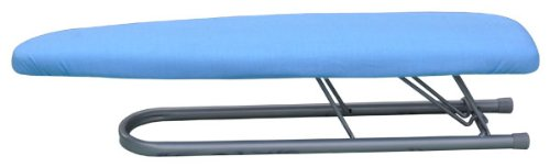 Sunbeam Table Top Sleeve Ironing Board with Removable Cover (Blue)
