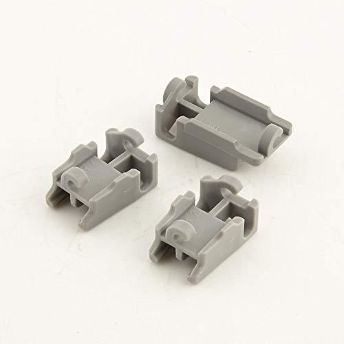 Ensemble de rangement Panier supérieur 3 pièces Lave-vaisselle Bosch Bosch Siemens 418674 00418674