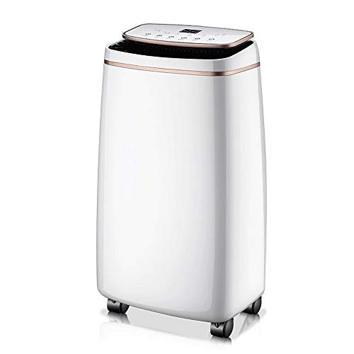 Best Buy! Dehumidifier for Home Bedroom Bathroom Basement Household Dehumidifier With Digital Humidi...