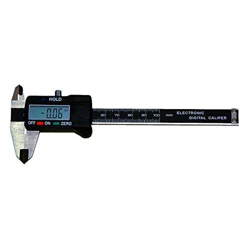 SK11 測定具 デジタルノギス 最大計測150mm SDV-150 ゼロセット機能付 収納ケース付 奥行3.9×高さ25×幅9cm