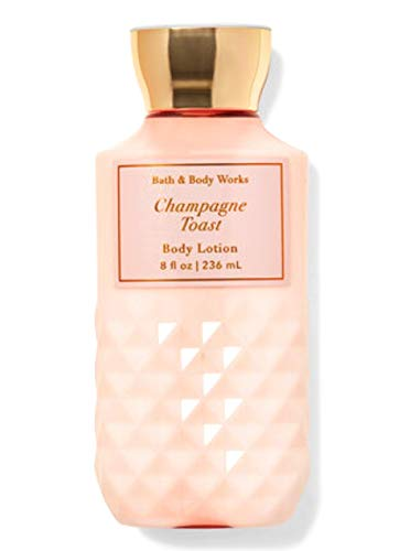 Bath & Body Works Signature Collection CHAMPAGNE TOAST Super Smooth Body Lotion 8 fl oz / 236ml