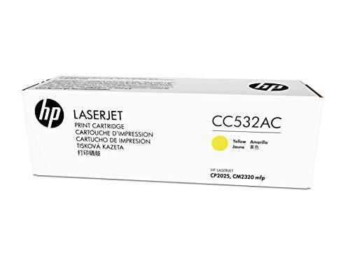 HP 304A Toner Geel CC532AC