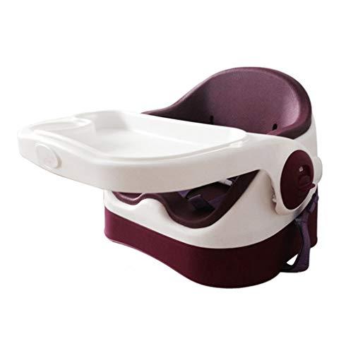 YULAN Silla de Comedor para niños Silla Multifuncional, Plegable, cómoda, para bebé, para Comer, Silla de Mesa, Asiento para niños