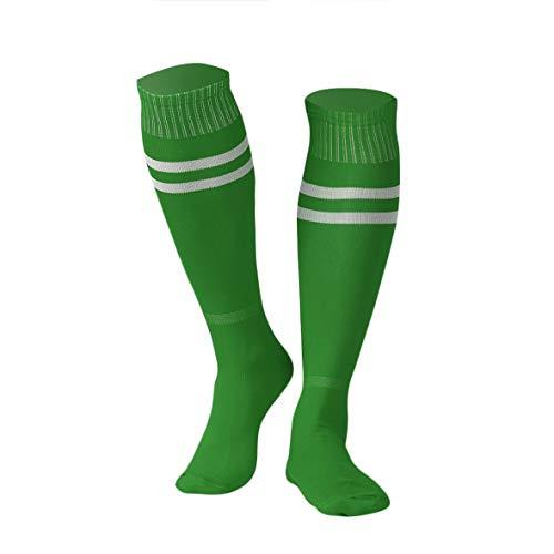 Heaviesk 1 para Sport Socken Knie Legging Strümpfe Fußball Baseball Fußball Über Knie Knöchel Männer Frauen Socken