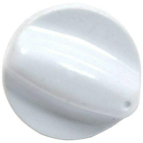 UTP Indesit Hotpoint Ariston Drehknopf für Kühlschrank / Gefrierschrank, Weiß Original-Teilenummer