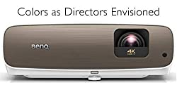 BenQ HT3550 4K Home Theater Projector with HDR10 and HLG | 95% DCI-P3 and 100% Rec.709 for Accurate Colors | Dynamic Iris for Enhanced Darker Contrast Scenes