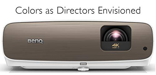 BenQ HT3550 4K Home Theater Projector with HDR10 and HLG - 95% DCI-P3 and 100% Rec.709 - Dynamic Iris for Enhanced Darker Contrast Scenes - 3 Year Industry Leading Warranty