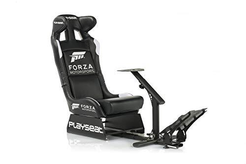 PLAYSEAT Forza Motorsport Pro siège de Course, Jeunesse Unisexe, Noir, 0